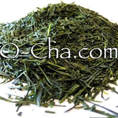 loose leaf green tea