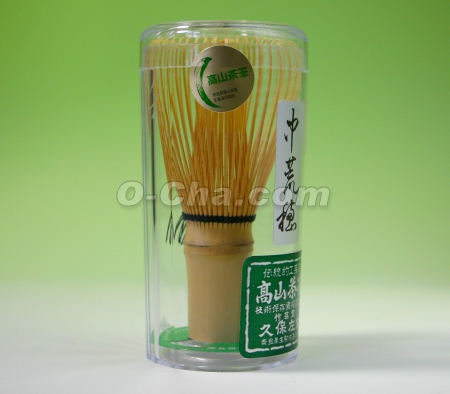 48 Prong Koicha Tea Whisk - For Thick Matcha