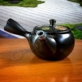 Left-Handed Teapot for Deep Steamed Green Tea