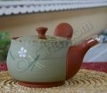 Teapot for Deep Steamed Green Tea
