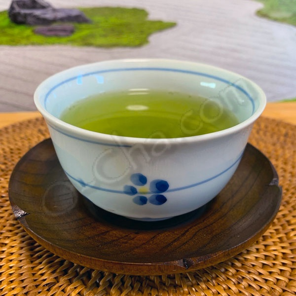 green tea coaster