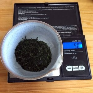 loose leaf gyokuro