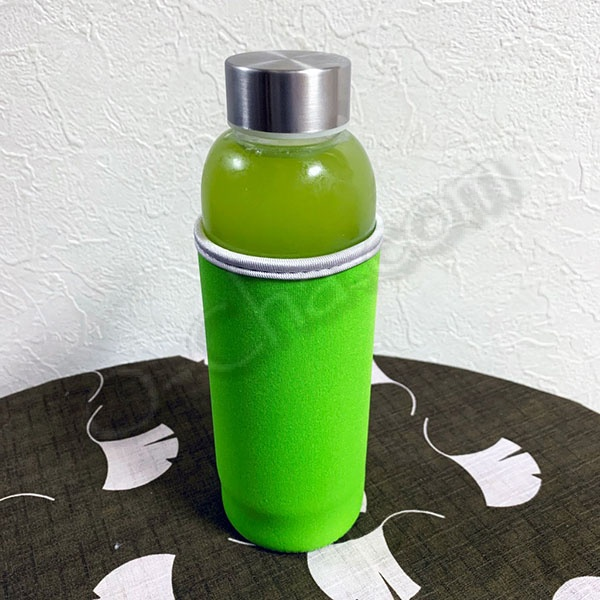 green tea brewing bottle