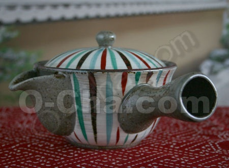 teapot for green tea