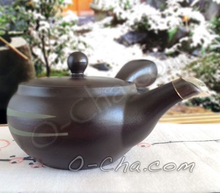 Green Tea Teapot