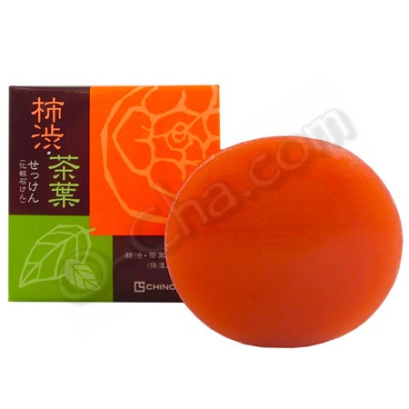 Persimmon - Green Tea Soap